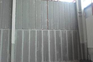 加气砖隔墙施工