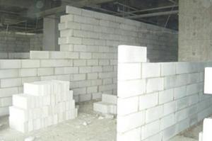 轻质隔墙加气砖